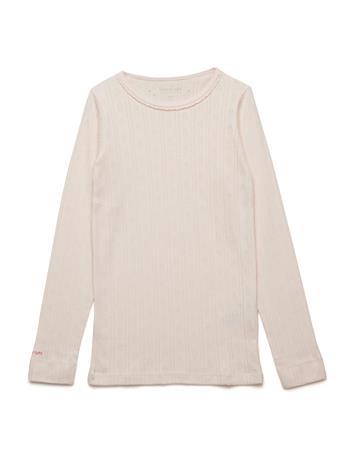 Mini A Ture Elga T-Shirt, K CRä©ME DE PECHE