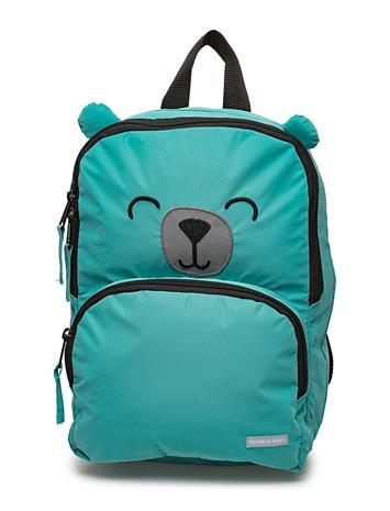 Polarn O. Pyret Backpack W Details Preschool GALAXY BLUE