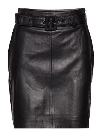 Gestuz Storia Skirt Ma18 BLACK