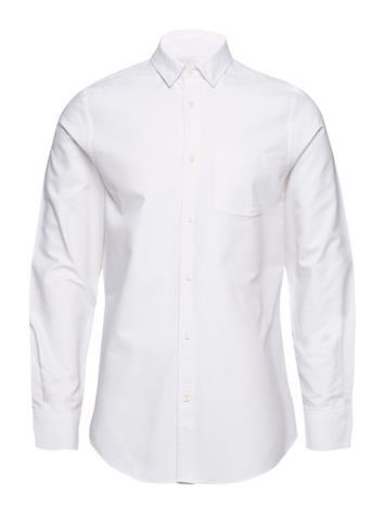Filippa K M. Tim Oxford Shirt WHITE