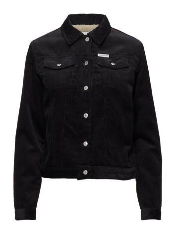 Calvin Klein Jeans Corduroy Trucker Jac CK BLACK