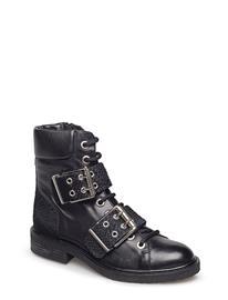 Billi Bi Boots BLACK TEQUILA/ BLACK PONY 10