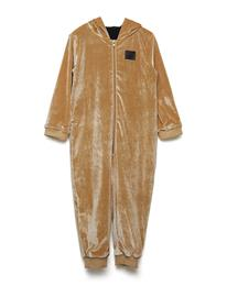 The Tiny Universe The Tiny Onepiece/ Seal Skin SOFT BEIGE