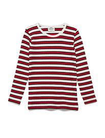 Mads Nä¸rgaard 5x5 Stripe Stripetalino RED/BLACK