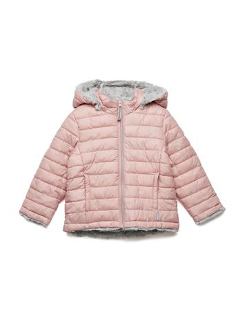 Polarn O. Pyret Jacket Padded Solid Preschool MELLOW ROSE