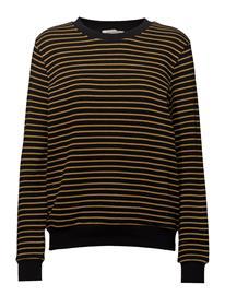 Sofie Schnoor Sweat Knit BLACK / MUSTARD