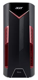 Acer Nitro N50-600 DG.E0HEQ.006 (i5-8400, 8 GB, 256 GB SSD, Win 10), keskusyksikkö