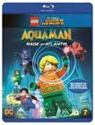 LEGO DC Comics Super Heroes: Aquaman - Rage of Atlantis (2018, Blu-Ray), elokuva