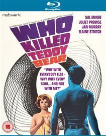 Who Killed Teddy Bear (Blu-Ray), elokuva