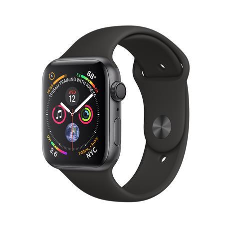 Apple Watch Series 4 GPS 40mm (Sport Band, alumiinikuori), älykello