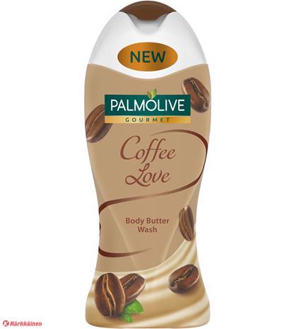 Palmolive Gourmet Coffee Love 250 ml suihkusaippua