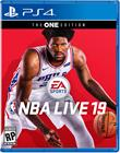NBA Live 19, PS4 -peli