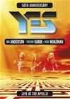 Yes Live at the Apollo (Blu-Ray), elokuva