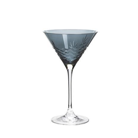 Frederik Bagger - Crispy Sapphire Cocktail Crystal Glass - 2 Pack (10389)