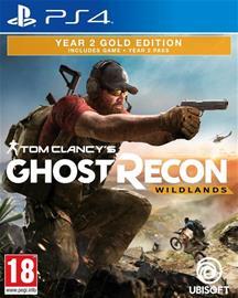 Tom Clancy's Ghost Recon - Wildlands Year 2 Gold Edition, PS4-peli