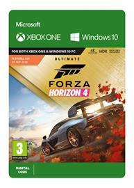 Forza Horizon 4, PC -peli