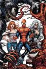 Venom (Marvel) Venom and Carnage Fight Juliste monivärinen