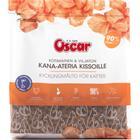 Oscar Kissanruoka 650 g Kana-ateria