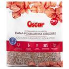 Oscar Kissanruoka 650 g Kana-possuateria