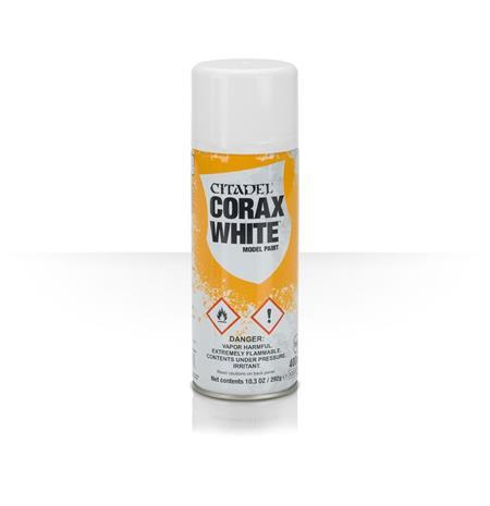 400 ml Spray Corax White GW