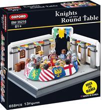 Oxford Kids Knights of the Round Table, rakennussarja