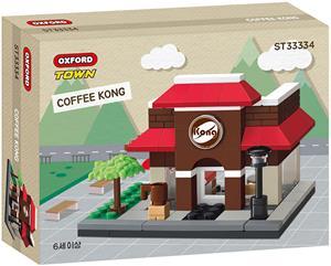 Oxford Kids ST33334 - Town Coffee Kong, rakennussarja