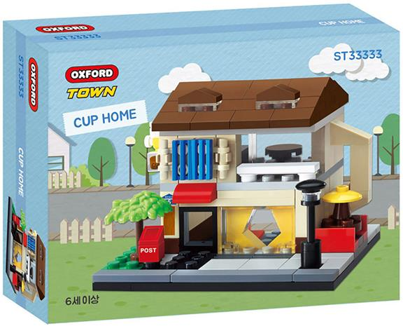 Oxford Kids ST33333 - Town Cup Home, rakennussarja