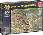 Jumbo Palapeli Jan van Haasteren Safari 1500
