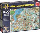 Jumbo Palapeli Jan van Haasteren Whacky Water World 1500