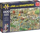 Jumbo Palapeli Jan van Haasteren Farm visit 1500