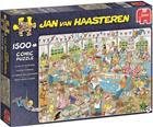 Jumbo Palapeli Jan van Haasteren Clash of the Bakers 1500