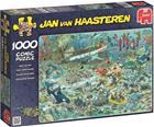 Jumbo Palapeli Jan van Haasteren Deep Sea Fun 1000