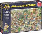 Jumbo Palapeli Jan van Haasteren Garden Centre 1000