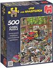 Jumbo Palapeli Jan van Haasteren Scooter Scramble 500