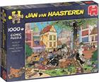 Jumbo Palapeli Jan van Haasteren Get that Cat 1000