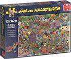 Jumbo Palapeli Jan van Haasteren Flower Parade 1000