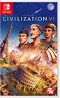 Sid Meier's Civilization 6 (VI), Nintendo Switch -peli