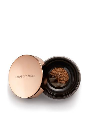 Nude by Nature Radiant Loose Powderfoundation W10 Chinnamon W10 CINNAMON