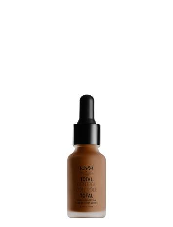 NYX PROFESSIONAL MAKEUP Total Control Drop Foundation CHESTNUT