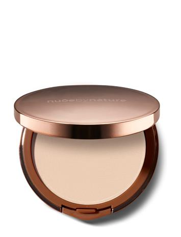 Nude by Nature Flawless Pressed Powder Foundation N2 Classic Beige N2 CLASSIC BEIGE
