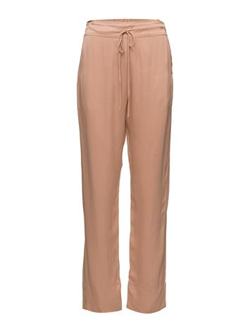 Rabens Saloner Solid Colour Pant PALE PINK