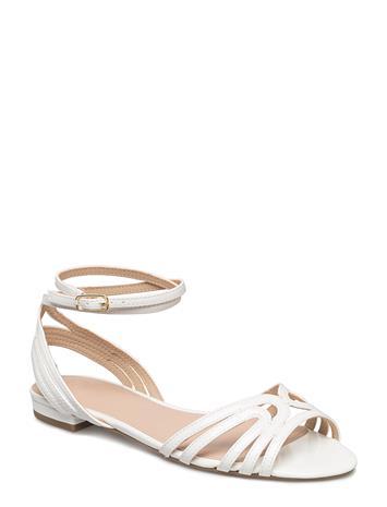 GUESS Iva/Sandalo (Sandal)/Leather WHITE