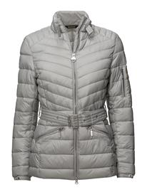 Barbour B.Intl Hedemora Quilt ICE WHITE