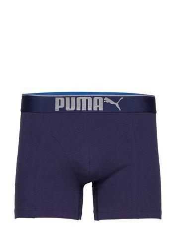 Puma Puma Lifestyle Sueded Cotton Boxer 3p Box NAVY