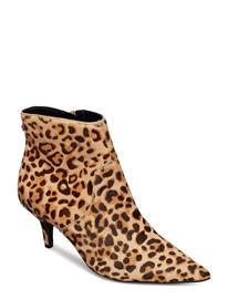 Steve Madden Rome-L Ankle Boot LEOPARD