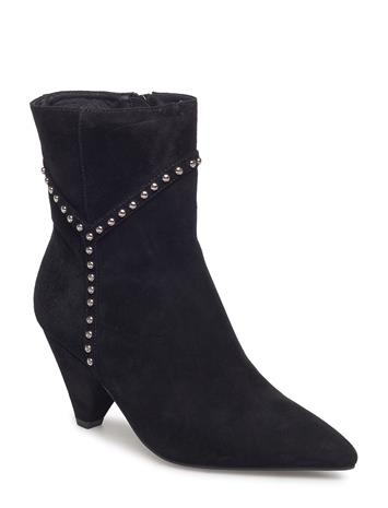 Sofie Schnoor Boot With Y Studs Silver BLACK