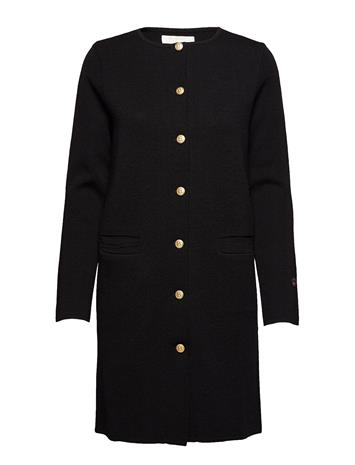 BUSNEL Emilia Coat BLACK