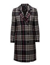 Selected Femme Slfrita Wool Coat B BLACK