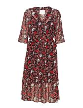 Just Female Antonin Dress CORN FLOWER RED