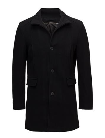 Selected Homme Slhmosto Wool Coat B Noos BLACK